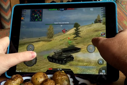 Где скачать World of Tanks для iphone